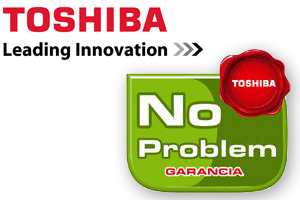 Toshiba No Problem Garancia