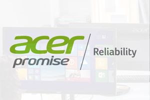 Acer Reliability Promise Program