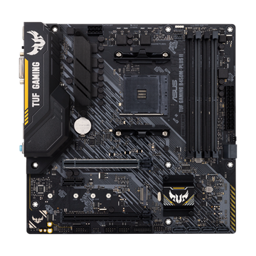 ASUS sAM4 TUF GAMING B450M-PLUS II
