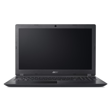 Acer Aspire 3 A315-21-283R - Endless - Fekete