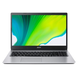 Acer Aspire 3 A315-23-R68B_B0H - Windows® 10 Home - Ezüst