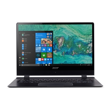 Acer Swift SF714-51T-M1F6 - Windows® 10 - Fekete - Touch - LTE