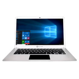 Alcor Snugbook Q1411S - 32GB - Windows® 10 - Fehér