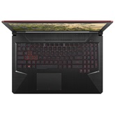Asus TUF Gaming FX504GD-E41053 - FreeDOS - Fekete