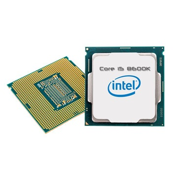 Intel s1151 Core i5-8600 - 3,10GHz