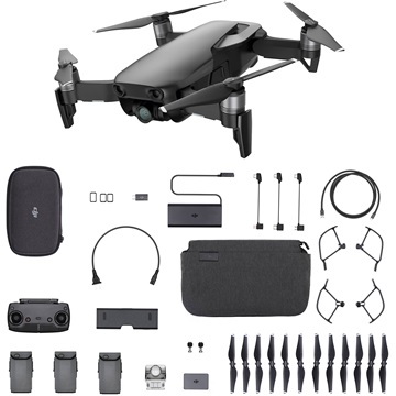 DJI Mavic Air Fly More combo - Fekete