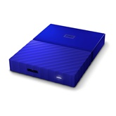 "WD 2,5"" My Passport 4TB NEW! - Blue - WDBYFT0040BBL-WESN"