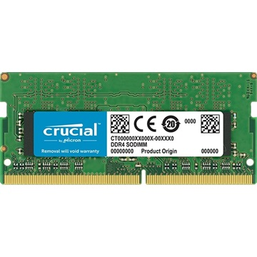 Crucial Notebook DDR4 2666MHz 8GB CL19 1,2V