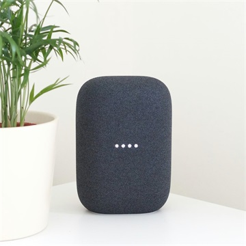 Google Nest Audio - Fekete