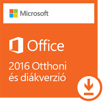 MS Office 2016 Home and Student Hungarian EuroZone Medialess P2