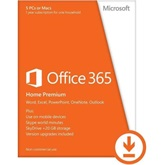 MS Office 365 Home 32/64 Hungarian Subscr 1YR /6GQ-00092/