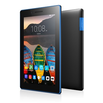 "TPC Lenovo 7"" Tab3 Andy A7-10F - 1GB / 8GB - Fekete - Android 5.0"