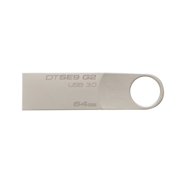 Kingston DataTraveler SE9 G2 - 64G USB3.0 - Ezüst (DTSE9G2/64GB)