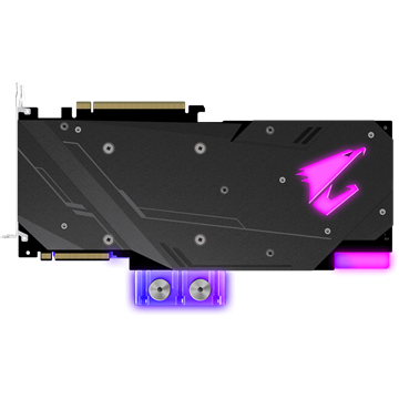 Gigabyte NVIDIA RTX 2080 SUPER 8GB - AORUS GeForce RTX 2080 SUPER WATERFORCE WB 8G